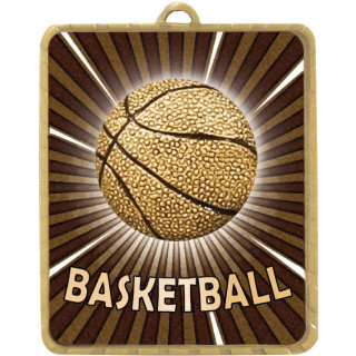 63 x 75MM Basketball Lynx Medal from $7.28