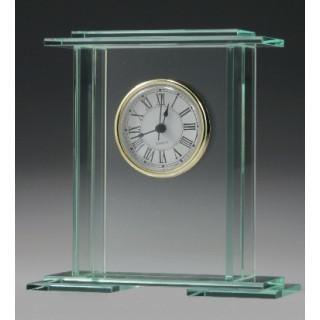 Glass Clock Framed from $37.62