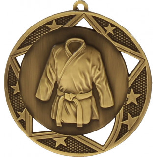 70MM Martial Arts Star Medal from $7.57