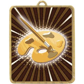 63 x 75MM Arts Lynx Medal from $7.28